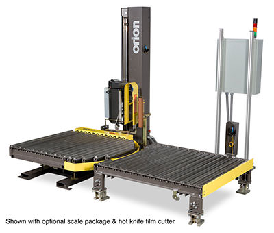 Flex CTS with optional scale package and film cutter